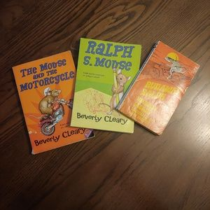 Other - Beverly Cleary Book bundle